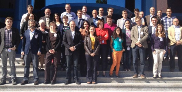 BRICKER's first steering commitee meeting held in Liège, Belgium, on 25-26 March 2014